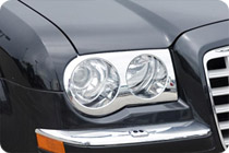Chrome Headlight Trim