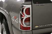 Chrome Tail Lights Covers